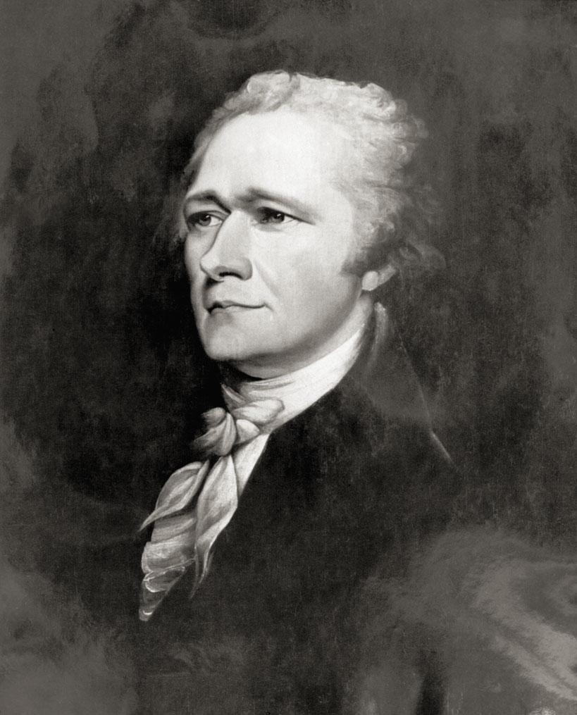 Alexander Hamilton The Constitution Could Not Have Been