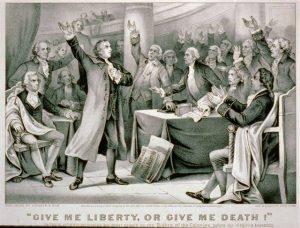Patrick Henry, Anti-Federalist