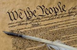 Constitution Quill Pen