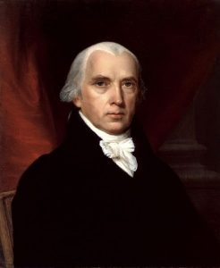 James Madison, Federalist Papers