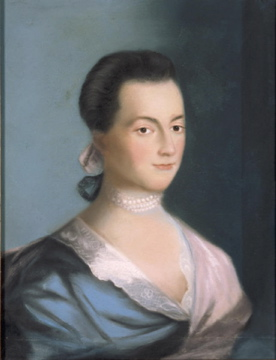 the letters of abigail smith adams Abigail left a glimpse of the revolutionary years through her remarkable letters  beginnings abigail smith adams was born in weymouth, massachusetts.