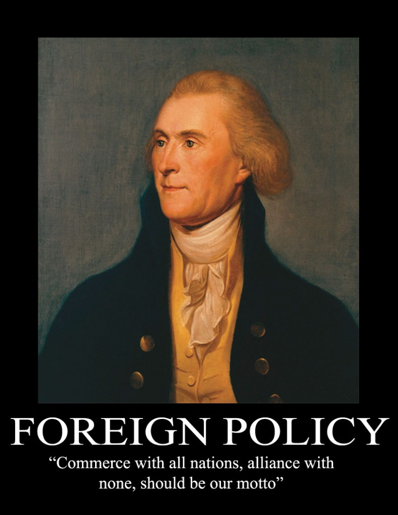 Foreign policy essay