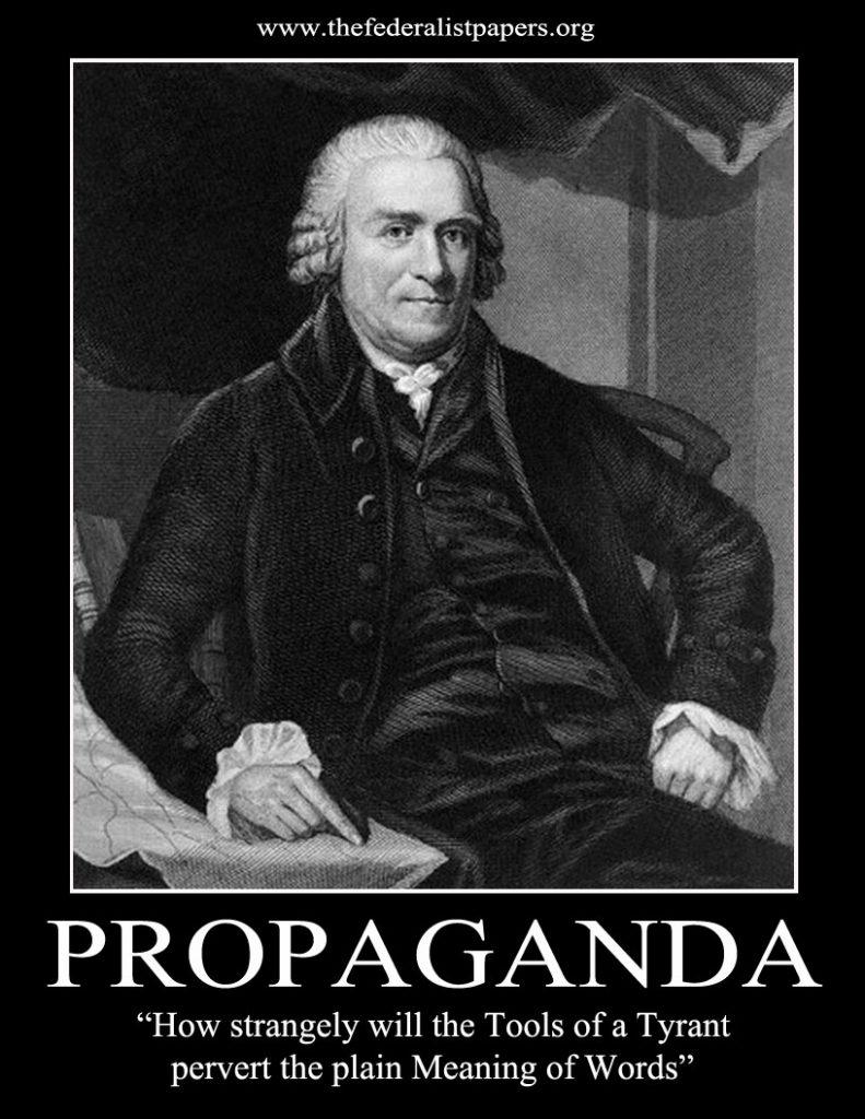 constitution written by great men