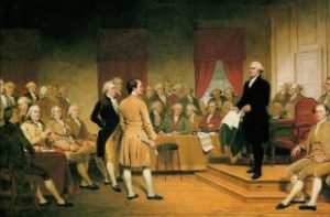 Constitutional Convention, George Washington, James Madison, Alexander Hamilton, Benjamin Franklin, John Adams