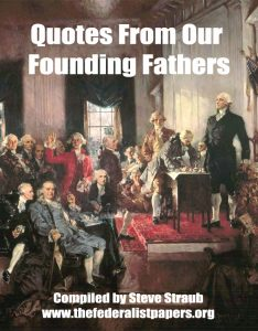 Quotes From Our Founding Fathers Book Cover
