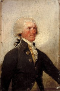 Thomas Jefferson by John Trumbull 1788