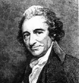 Thomas Paine, Portrait