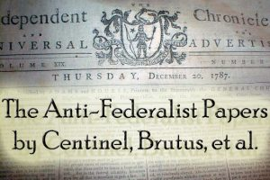 Anti-Federalist Number Two, I must confess that public credit has suffered, and that our public creditors have been ill used