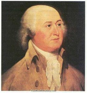 John Adams, Foundation of the constitution is virtue