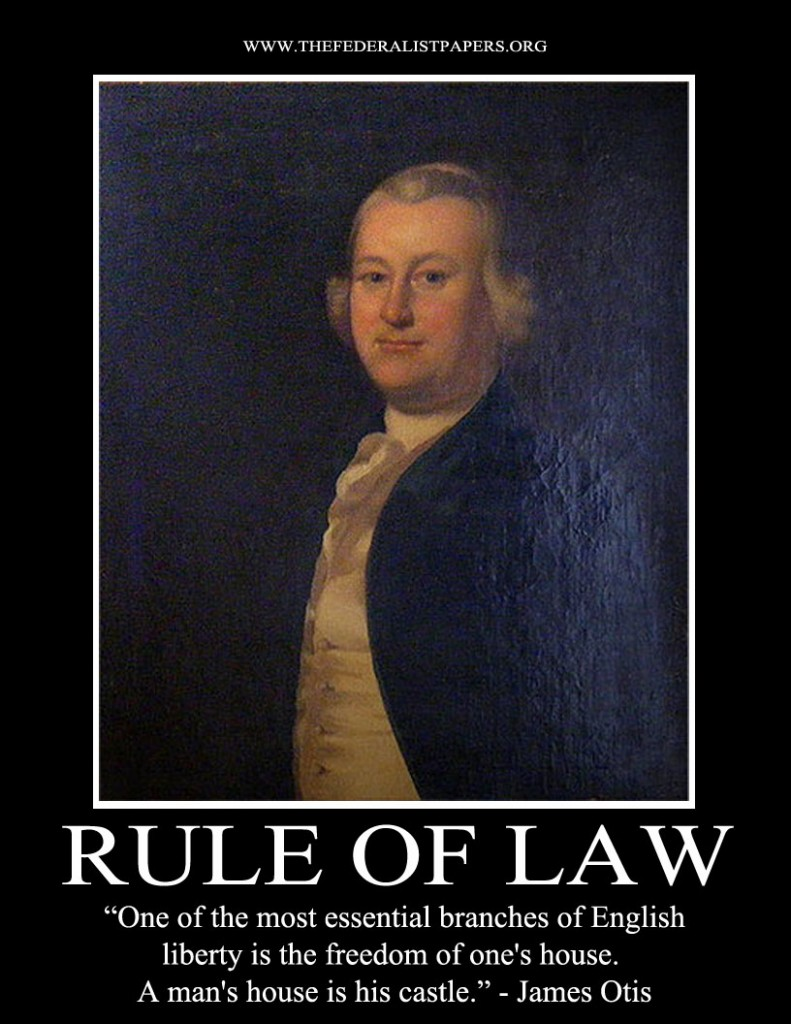 Essay on rule of law