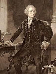 Alexander Hamilton, Debates of the Federal Convention