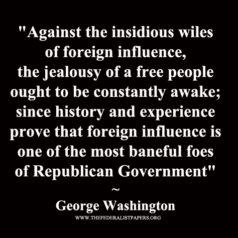 george washingtons influence essay George washington: the father of the nation 1st president in terms of his influence on history george washington was the only president to be elected.