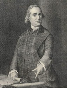 Samuel Adams, He therefore is the truest friend to the liberty of his country who tries most to promote its virtue