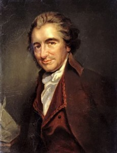 thomas paine these are the times
