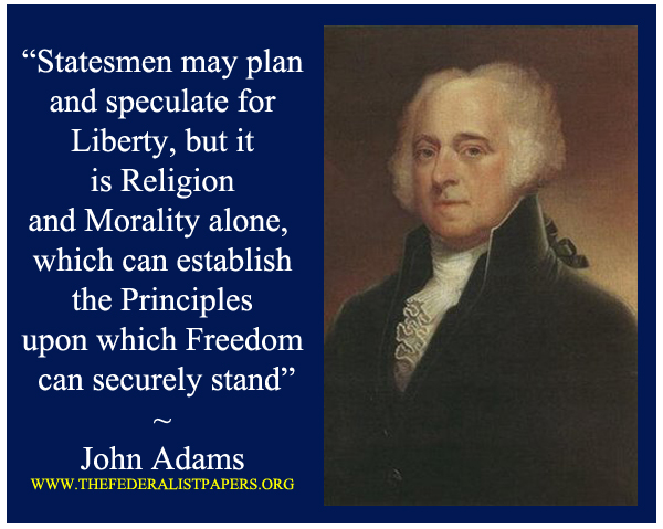 essay on john adams