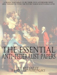 The Essential Anti-Federalist Papers
