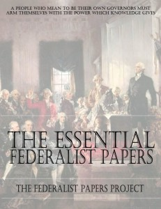The-Essential-Federalist-Papers-Book-Cover