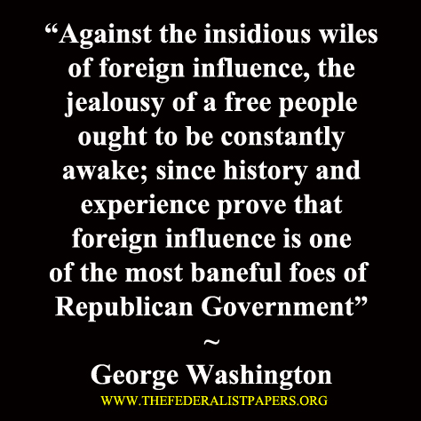 george washingtons influence essay George washington was the first president of the united states, commanding general during the american revolution and remains as one of the most influential and.