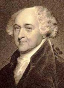 John Adams, Thoughts on Government, Portrait