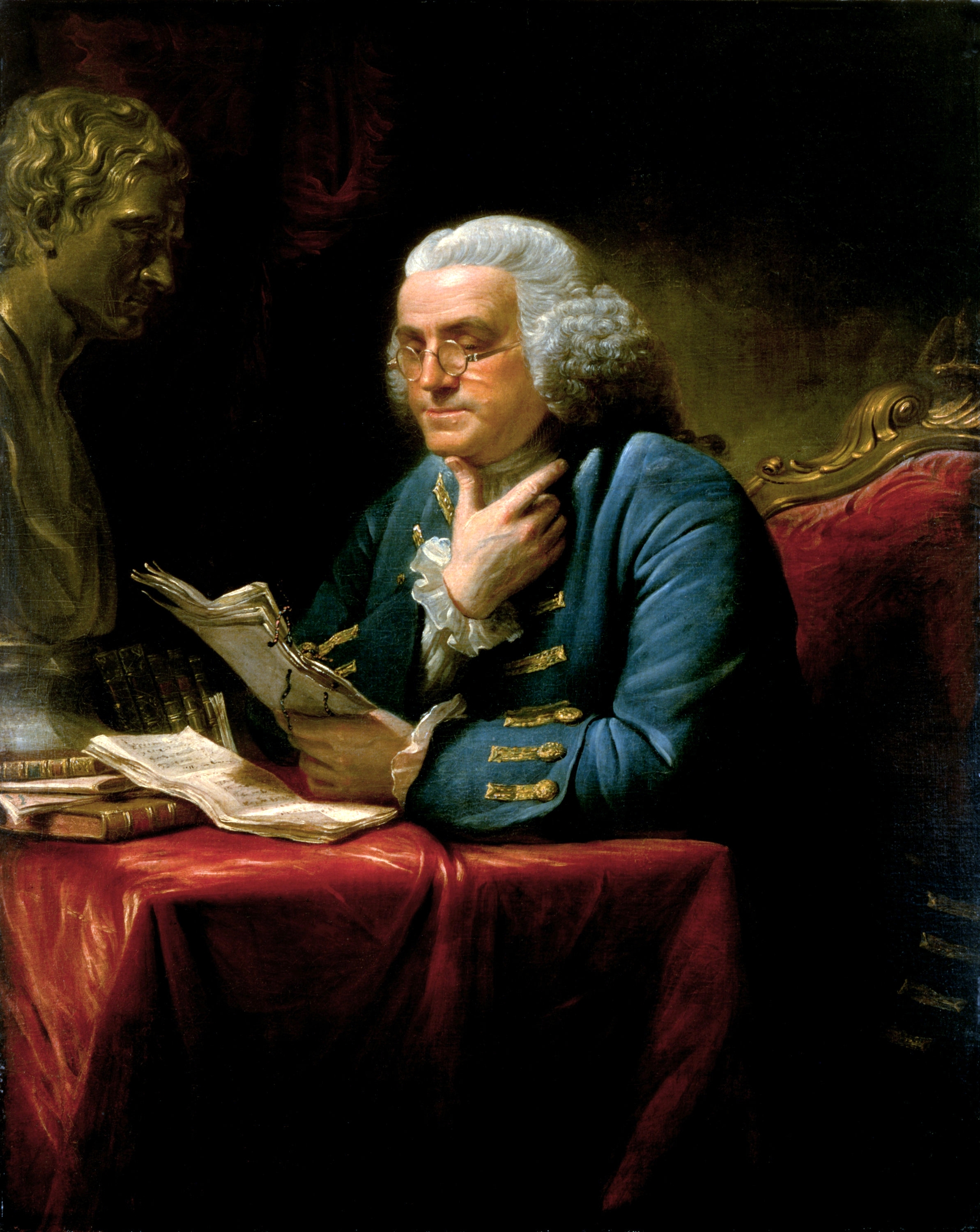 Benjamin Franklin Archives • The Federalist Papers