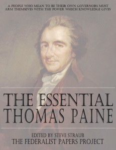 Thomas Paine Quotes - Ebook Cover