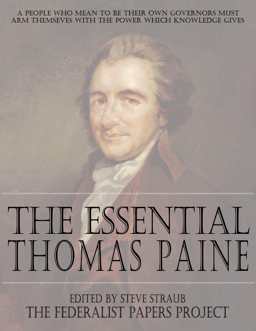 essays by thomas paine
