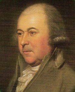 John Adams Portrait, Younger
