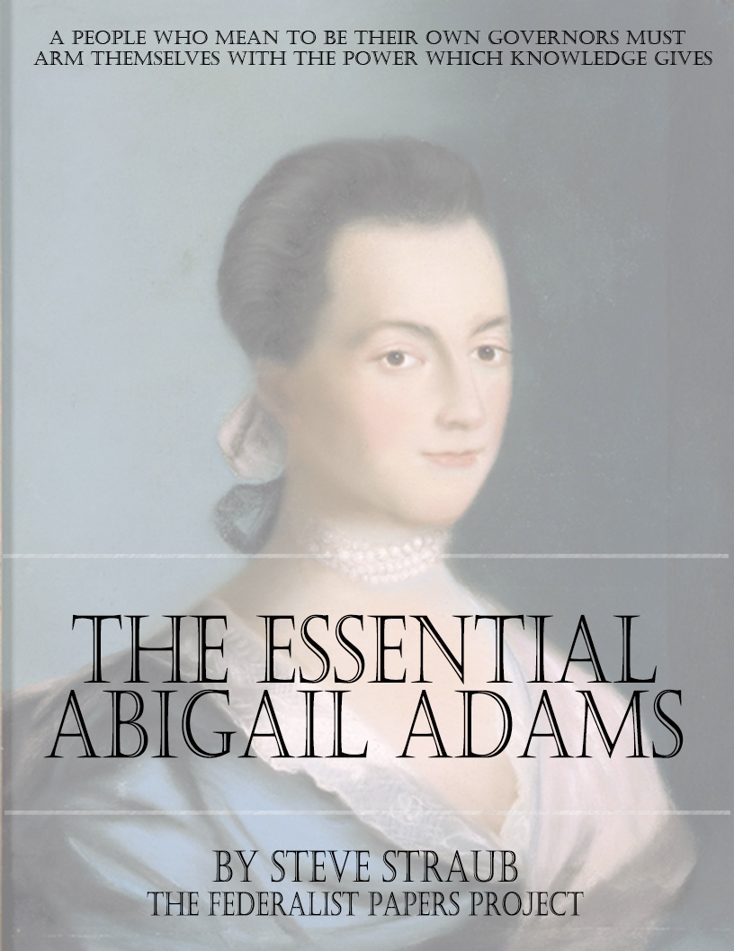 abigail adams a revolutionary american woman Start studying abigail adams: a revolutionary american woman learn vocabulary, terms, and more with flashcards, games, and other study tools.