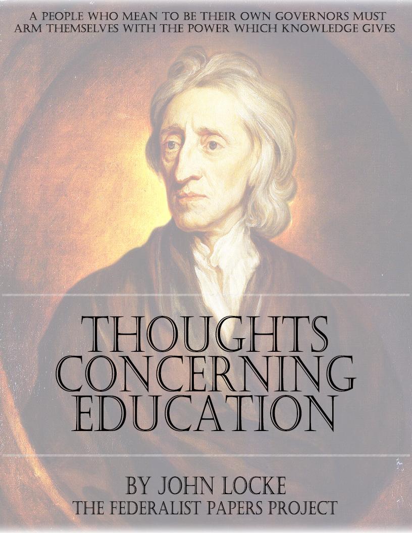 Discuss the influences upon John Locke's writing.