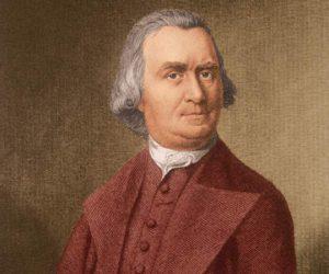 Samuel Adams Portrait