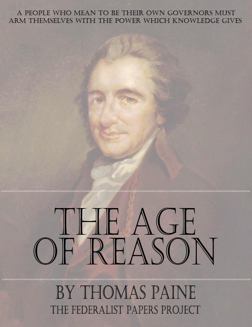 The Age of Reason by Thomas Pa...