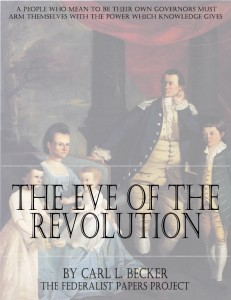 The-Eve-Of-The-Revolution-Book-Cover