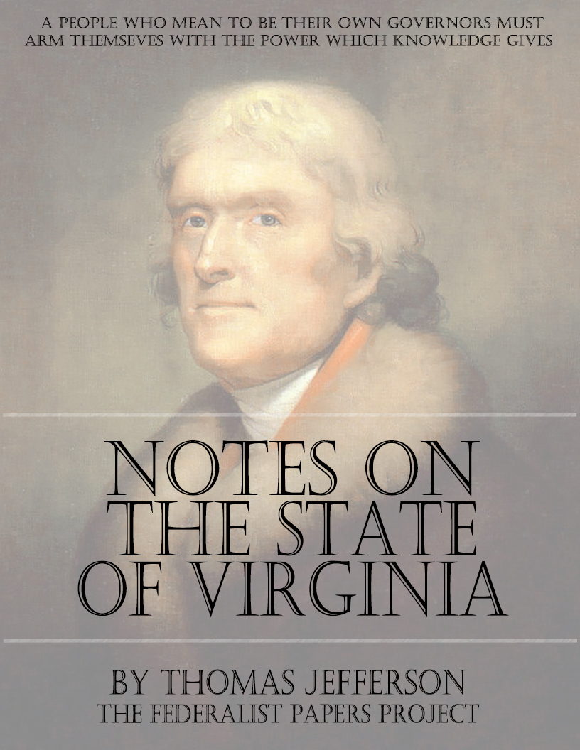 thomas jefferson and the notes on Thomas jefferson, a spokesman for democracy, was an american founding father, the principal author of the declaration of independence (1776), and the third.