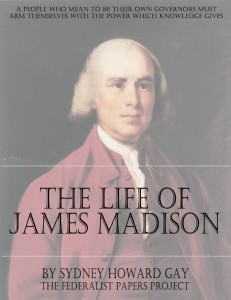 The Life of James Madison book cover