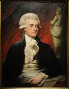 Thomas Jefferson by Mather Brown 1786