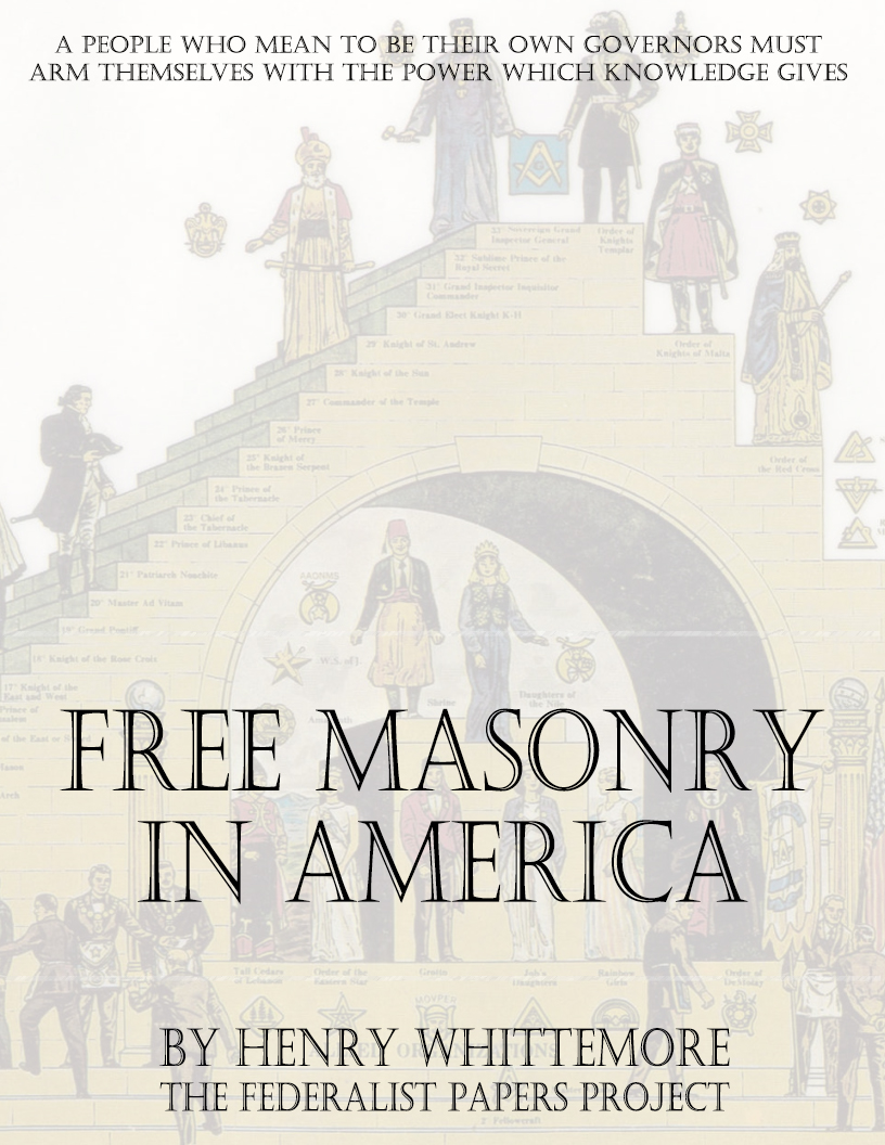 "freemasons and the founding of america history essay Freemasonry freemasonry is, according to its supporters, based on a philosophy of ""the nature of the creator, the origins of the universe, and humanity's."