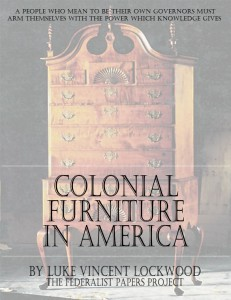 Colonial Furnitre In America