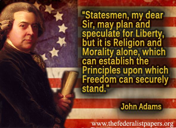 john adams federalist papers