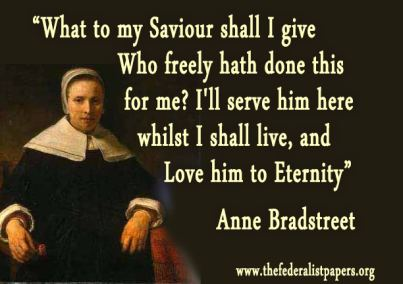 "essays anne bradstreet poems Analyzing edward taylor and anne bradstreet essay sample edward taylor's ""huswifery"" and anne bradstreet's ""to my dear and loving husband"" poem both are expressing deep beliefs about their."