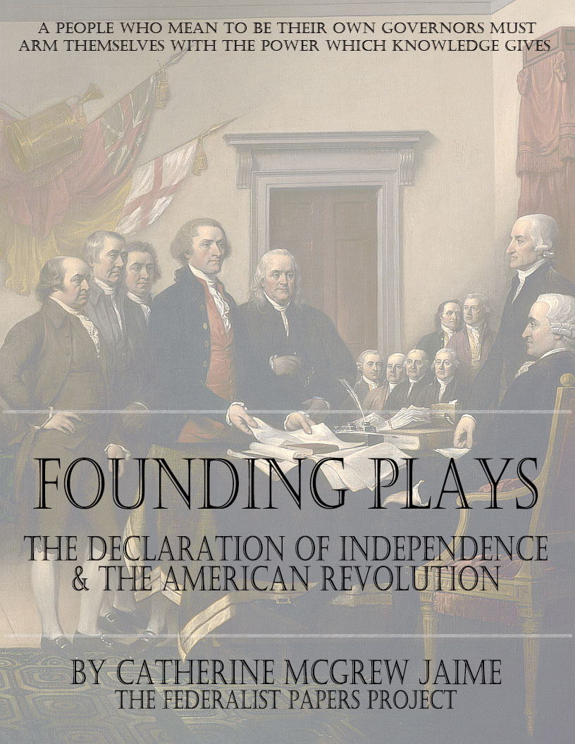 authors of the federalist essays The federalist papers, written by alexander hamilton, james madison & john jay, defend what was in their day a revolutionary charter--the.