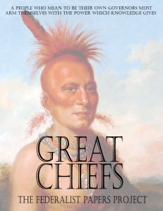 Great Indian Chiefs of Early America Book Cover