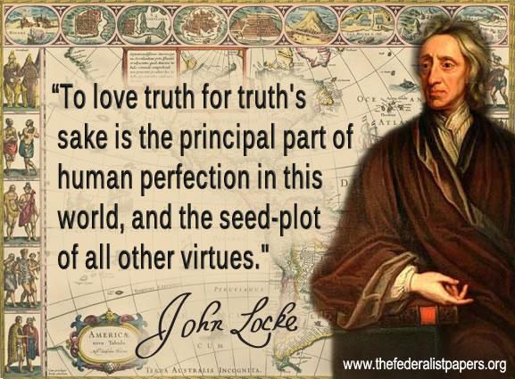 John Locke, Few Lovers of Truth
