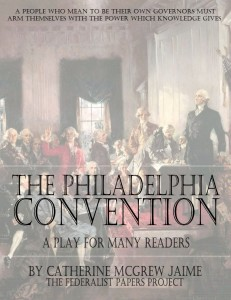 The Philadelphia Convention Book Cover