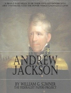 Andrew Jackson Biography Book Cover
