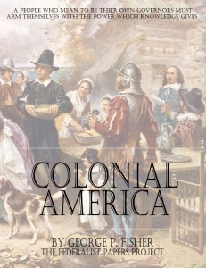Colonial America Book Cover