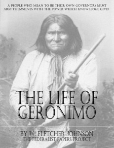 Life of Geronimo Book Cover.