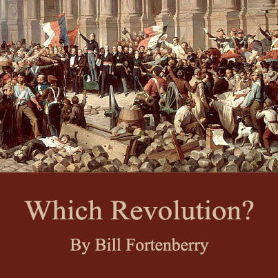 French Revolution versus the American Revolution