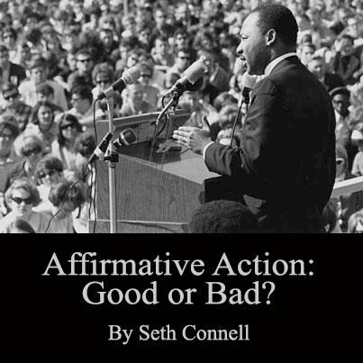 Affirmative action essay