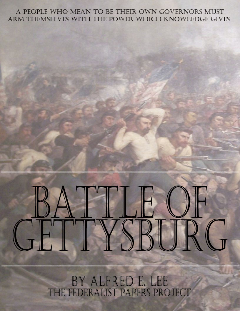battle of gettysburg essay papers