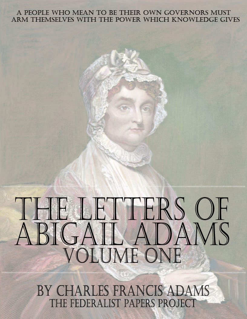 Abigail Adams Research Papers